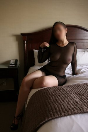 Mendie live escort in Morgan Hill California