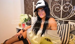 Meliana vip escort girl in Ken Caryl
